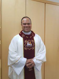 Pe. Claudemar Silva