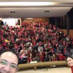 Retiro da Crisma no Instituto Santa Clara