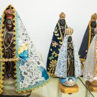 A Sala dos Milagres de Nossa Senhora Aparecida - Uberlândia /MG