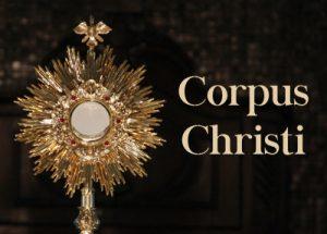 Corpus Christi - Artigo