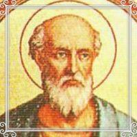 Santo Evaristo – papa e mártir